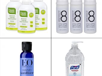 16 Best Hand Sanitizers In 2021