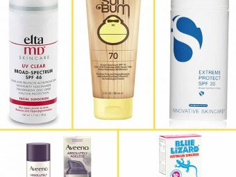 17 Best Sunscreens For Rosacea In 2021