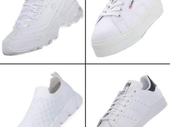 19 Best White Sneakers For Women In 2021