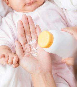 Baby Powder Safety Concerns