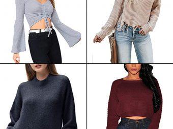 10 Best Crop Top Sweaters In 2021