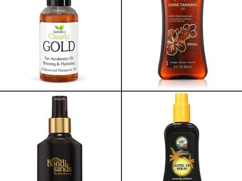 13 Best Tanning Oils To Try In 2021