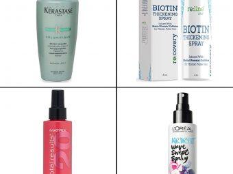 17 Best Hairsprays For Women In 2021