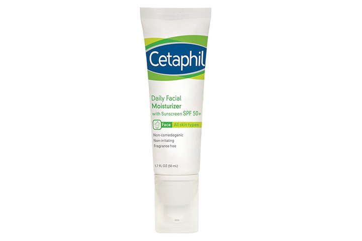 Cetaphil Facial Moisturizer With Sunscreen