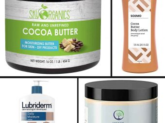 15 Best Cocoa Butter Lotions In 2021