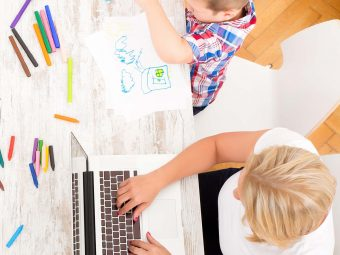 Covid-19 Outbreak: How To Keep Kids Busy At Home