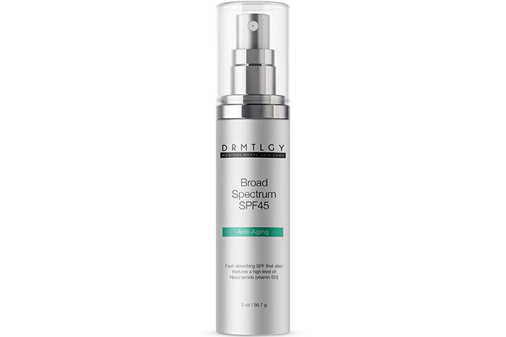 DRMTLGY Anti-Aging Sunscreen