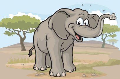 गौरैया और घमंडी हाथी की कहानी   Chidiya Aur Hathi Ki Kahani