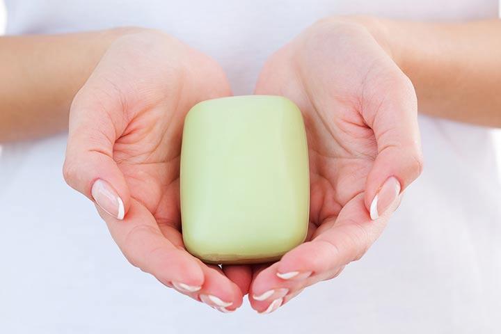 Homemade Soap Pregnancy Test