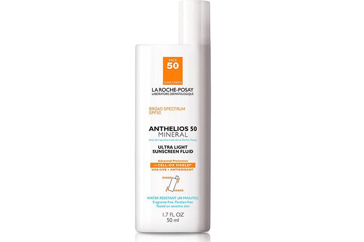 La Roche-Posay Ultra Light Sunscreen Fluid