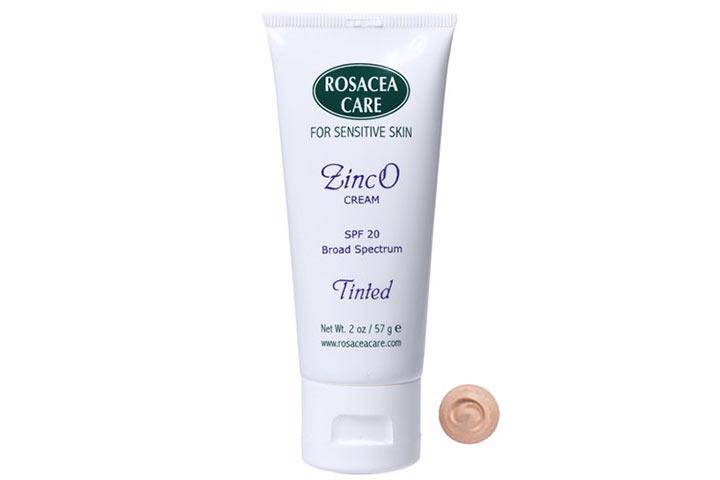 Rosacea Care ZincO Cream