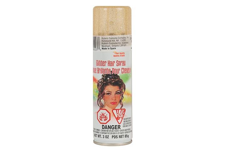 Rubies Costume 18023 Co Glitter Hairspray