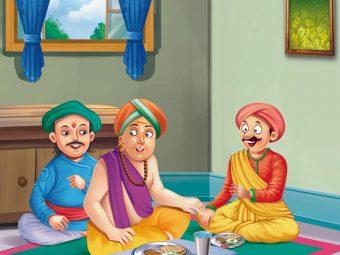 Tenali Rama Story: Tenali Rama And The Weight Lifter