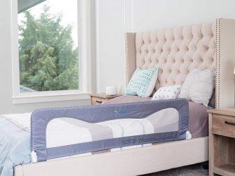 11 Best Toddler Bed Rails Of 2021