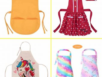 13 Best Aprons For Kids In 2021
