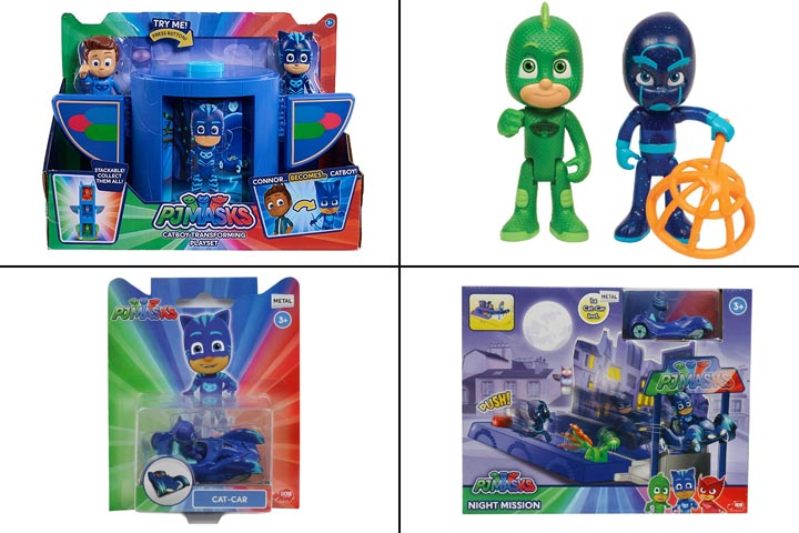 14 Best PJ Masks Toys To Buy In 2020