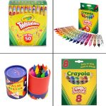 15 Best Crayons For Toddlers