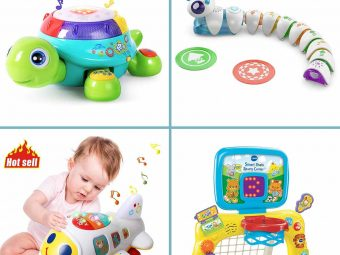 17 Best Electronic Toys For Toddlers In 2021