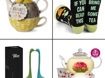 20 Best Gifts For Tea Lovers In 2021