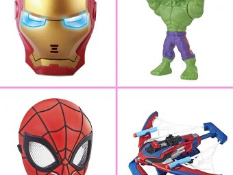 24 Best Marvel Toys To Buy In India-2021