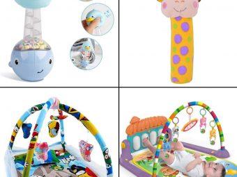 4 महीने के बच्चे के लिए 12 बेहतरीन खिलौने | 4 Months Baby Toys (बेबी टॉयज) To Buy In 2020