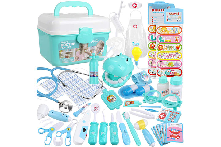 Anpro Doctor Play Set For Kids