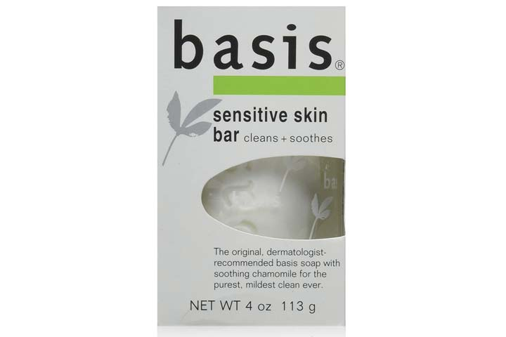 Basis Sensitive Skin Bar