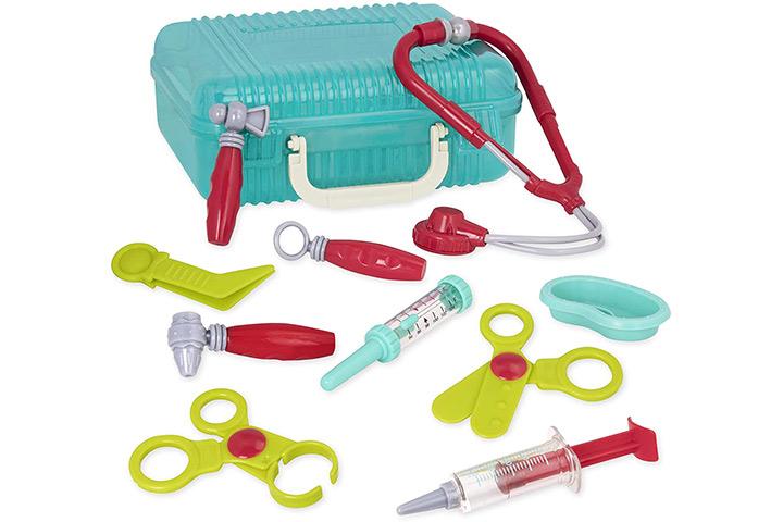 Battat Deluxe Doctor Kit