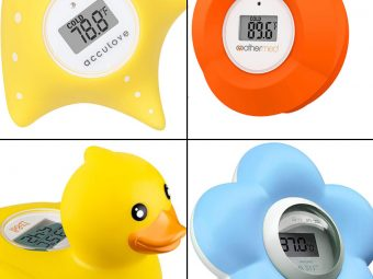11 Best Baby Bath Thermometers In 2021