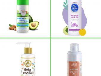 भारत में उपलब्ध 8 सबसे अच्छे बेबी हेयर ऑयल | Best Baby Hair Oil To Buy In 2020