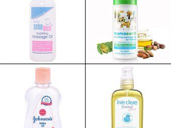 बच्चों के लिए 15 सबसे अच्छे मसाज तेल (Malish Tel)  | Best Baby Massage Oil In India To Buy