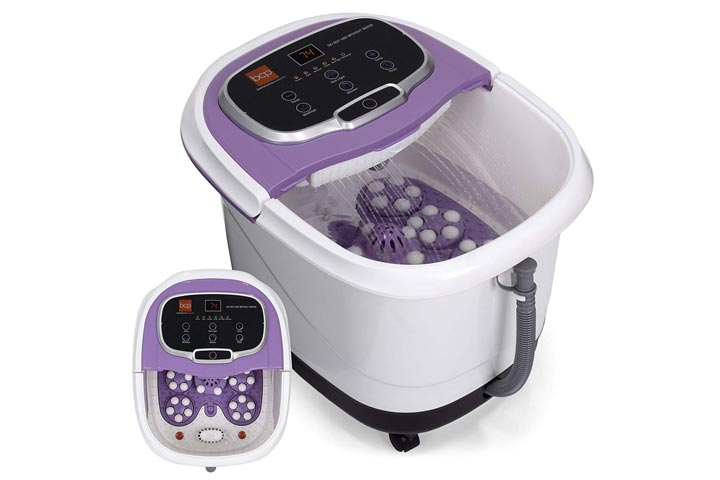 Best Choice Products Portable Foot Spa