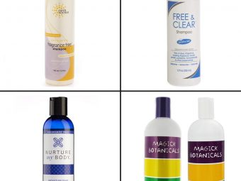 10 Best Fragrance-Free Shampoos In 2021