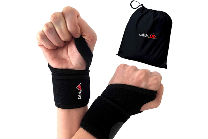 CatchUpWithSports Wrist Brace Support