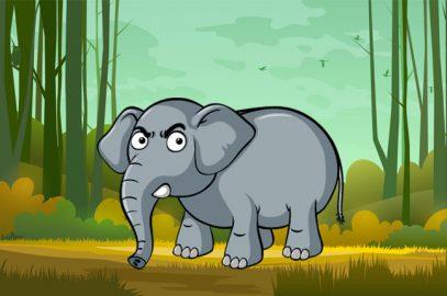 जातक कथा: छद्दन्त हाथी की कहानी   Chaddanta Elephant In Hindi
