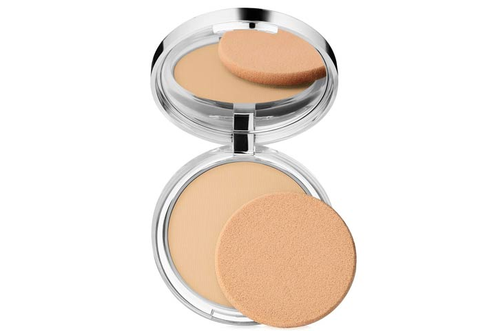 Clinique Stay-Matte Sheer Pressed Powder