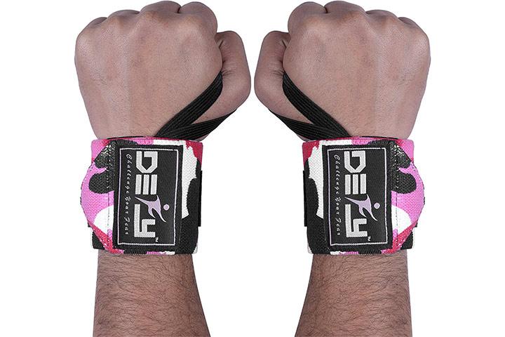 DEFY Fitness Wrist Wraps 18