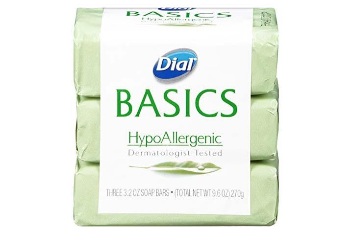 Dial Basics Bar Soap