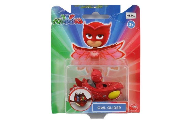 Diecast Owl Glider
