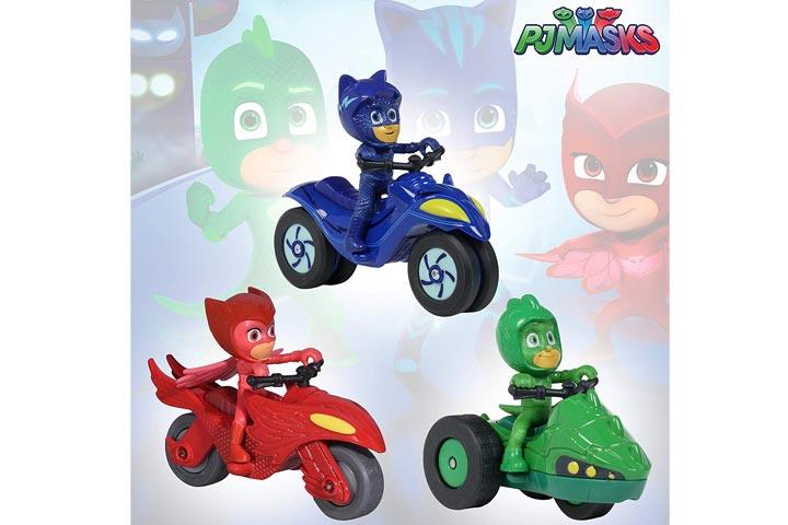 Diecast Vehicle Toy Set