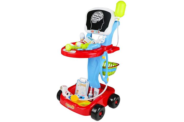Fajiabao Doctor Cart Medical Kit