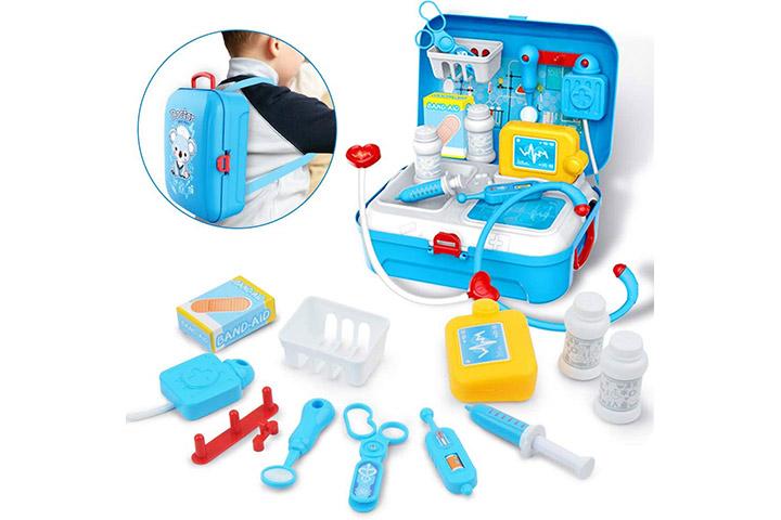 Gizmovine Doctor Kit For Kids