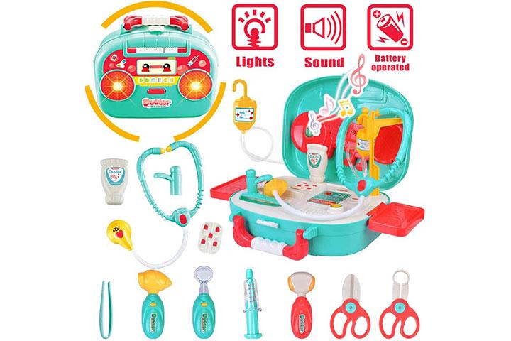 INGQU Doctor Kit For Kids