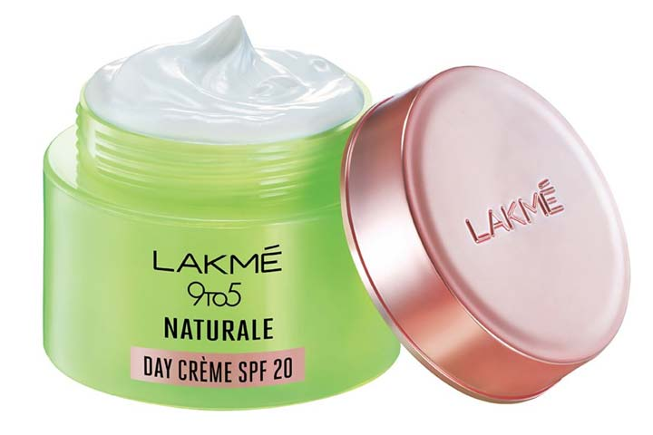 Lakme 9 to 5 Naturale Day Creme SPF 20
