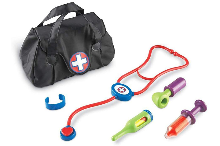 Learning Resources Cure It! Doctor's Kit