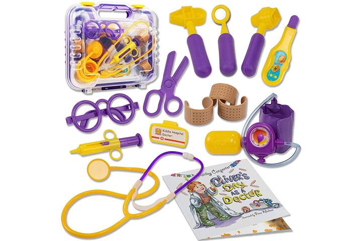 Li'l-Gen Doctor Kid For Kids