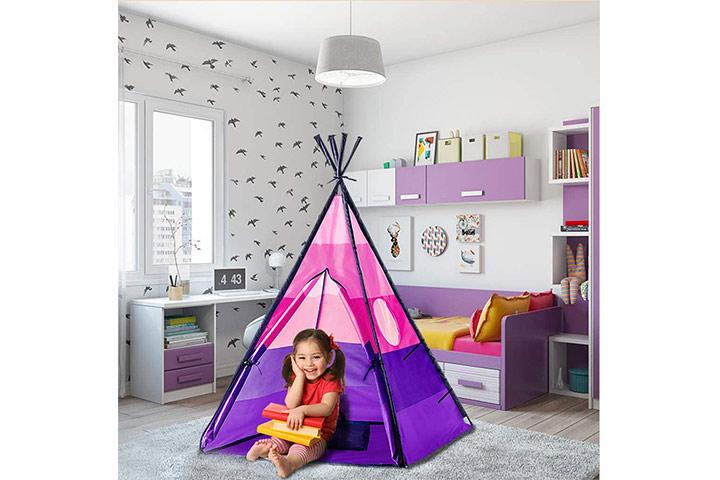 LimitlessFunN Kids Tent