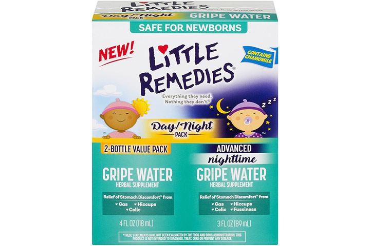 Little Remedies DayNight Gripe Water