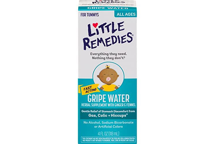 Little Remedies Fast Acting Gripe Water