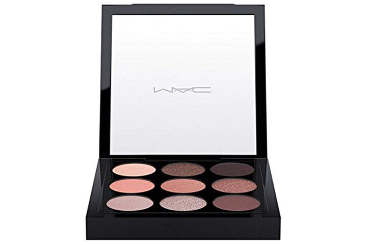 MAC Eyeshadow Palette # Dusty Rose Times Nine